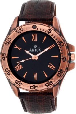 ARTEK ARTK-3008-0-BLACK Analog Watch  - For Men