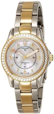 Swiss Eagle SE-6027-33 Analog Watch  - For Women
