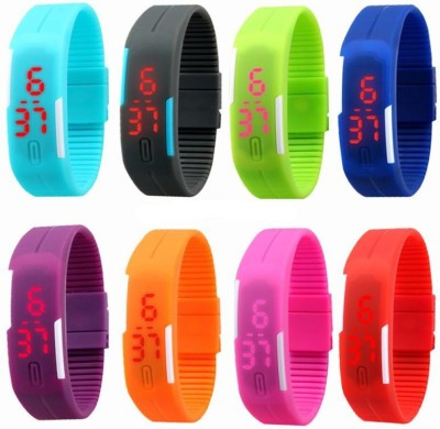 Parifashion Led41 Digital Watch  - For Men