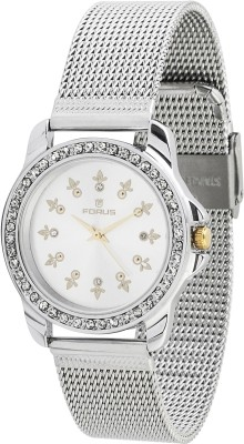 FORUS FRS1548 Dezire Analog Watch  - For Women