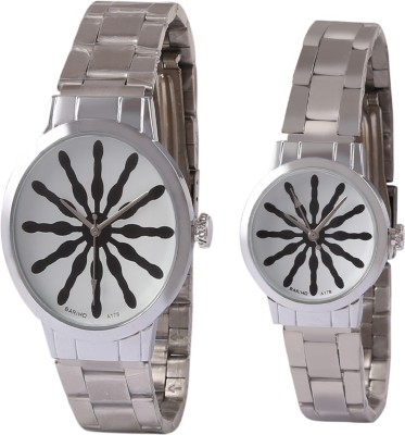 Baraho Combo 4 Analog Watch  - For Couple