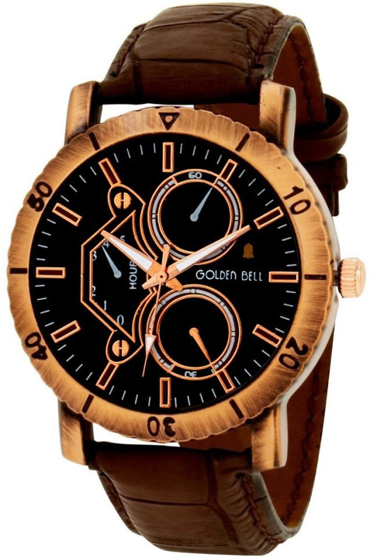 Golden Bell GB1271SL01 Casual Analog Watch For Men
