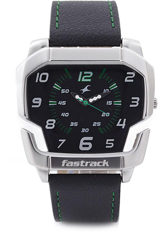 Fastrack NE3079SL02 Speed Racer Analog Watch For Men