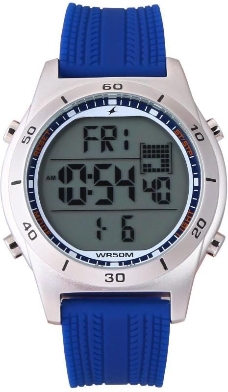 Fastrack 38033SP02J Digital Watch For Men