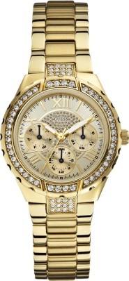 Guess W0111L2 Analog Watch  - For Women