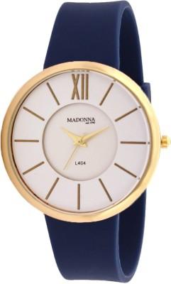 Madonna MDN-009-BLU-1 Analog Watch  - For Women