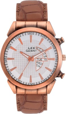lee grant le0056 Analog Watch  - For Men