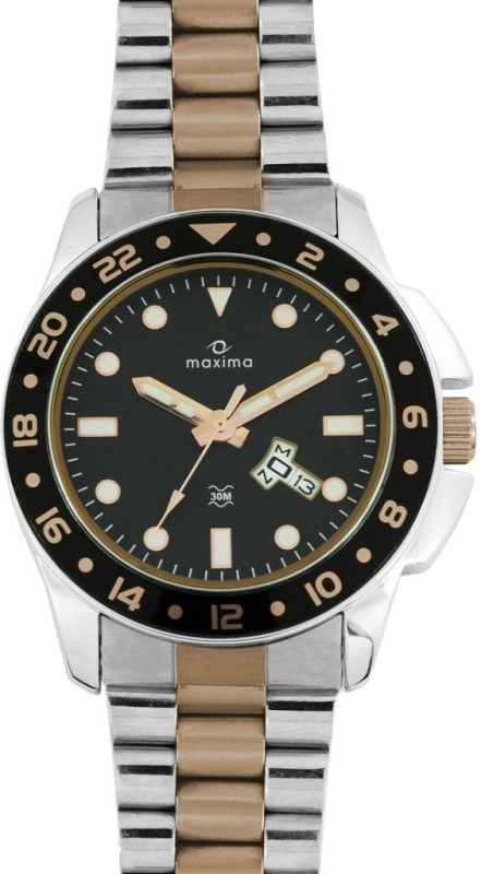 Maxima 32910CMGT Attivo Analog Watch For Men
