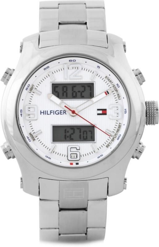 Tommy Hilfiger TH1790948J M2 Analog Digital Watch For Men
