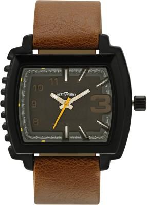 Blackwood BW_WA_BRW_SS15_AV404GR Designer Analog Watch  - For Men