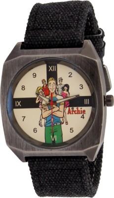 Archie ARH-003-BLK Analog Watch  - For Men