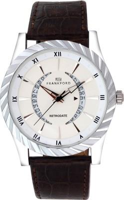 Frankford FFGS-1003 MOON DT Fashion Analog Watch  - For Men