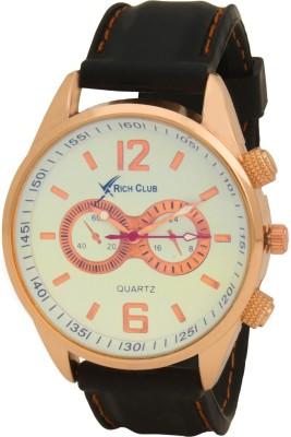 Rich Club Dummy Chronometer Analog Watch  - For Men, Boys