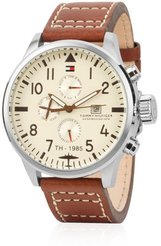 Tommy Hilfiger NTH1790684J Analog Watch For Men
