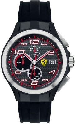 Scuderia Ferrari 0830015 Analog Watch  - For Men