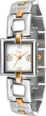 Ilina ILP5TT39FLWH Analog Watch  - For Women