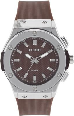 Fluid Stylized Strap Analog Watch  - For Women, Girls
