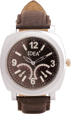 Idea Quartz id202 Analog Watch  - For Men