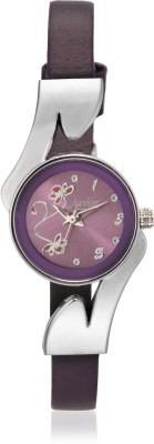 Aavior AA.01050.BR.BE.SIL.BE Powerpuff Analog Watch  - For Girls, Women
