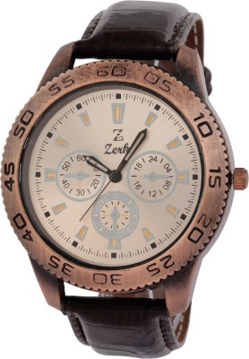 Zerk ZRK-MEN60 Casual Men Analog Watch  - For Men