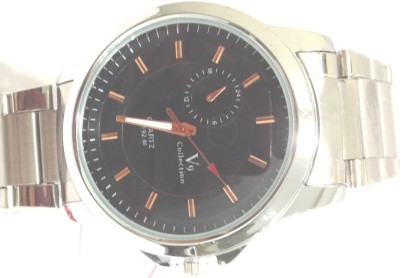 V9 Collection Fashion-44 Analog Watch  - For Boys, Men