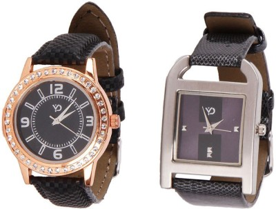 Y And D Angelic3.01_and_3.09 Analog Watch  - For Women, Girls