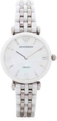 Emporio Armani AR1488 Analog Watch  - For Women
