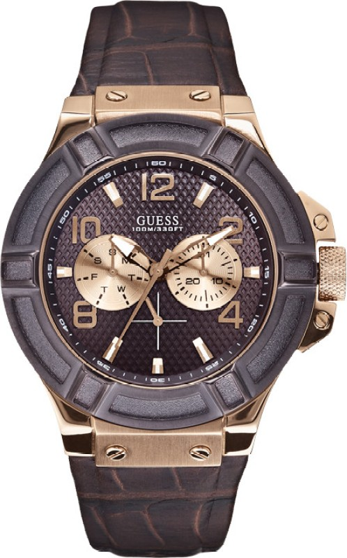 Guess W0040G3 Analog Watch For Men