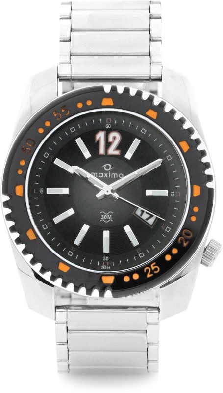 Maxima 26754CMGT Analog Watch For Men