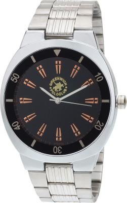 Greenwich Polo Club GN-164 Analog Watch  - For Men