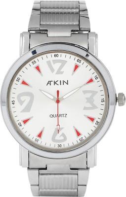 Atkin AT05 Metal Analog Watch  - For Men, Boys