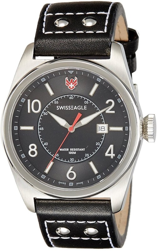 Swiss Eagle SE 9045 01 Special Collection Analog Watch For Men
