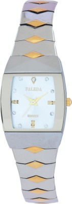 Faleda 6111LTTW Standred Analog Watch  - For Women