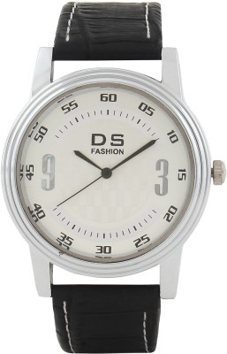 DS FASHION DSF0006WDMWW Modest Analog Watch  - For Men