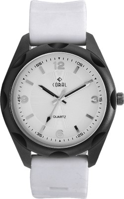 CORAL CORE SPORTS SIL Analog Watch  - For Men, Boys