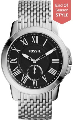 Fossil FS4944 Grant Analog Watch - For Men