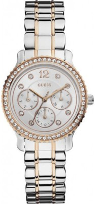 Guess W0305L3 Iconic Analog Watch  - For Women