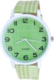 Super Drool SD0292_WT_GREEN Analog Watch...