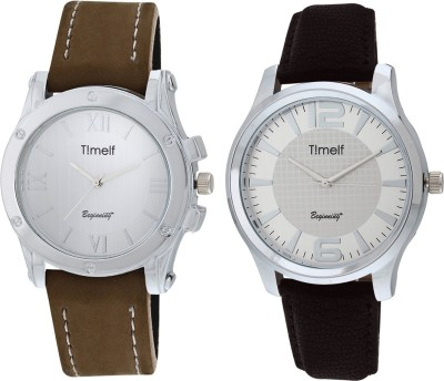 Timelf DNT101_VTG101 Analog Watch  - For Men