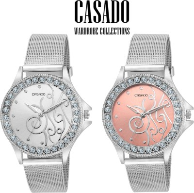 Casado C-975::976 ELEGANT CORPORATE COLLECTION Analog Watch  - For Women, Girls