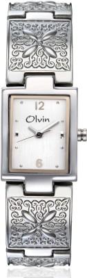 Olvin 16121-SM01 16121 Analog Watch  - For Women