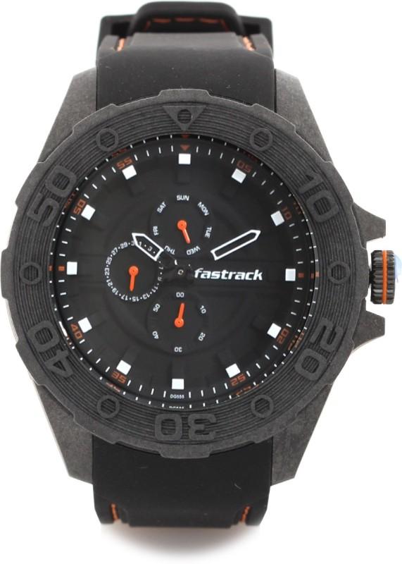 Fastrack 38030PP04J Analog Watch For Men