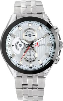 Adino AD001 Metal Chain Analog Watch  - For Men