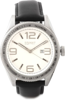 Esprit ES104121002 Klassik Analog Watch - For Men