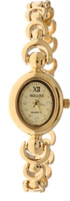 Rollins QWR737 Raga Analog Watch  - For Girls, Women