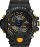 Creator FASHION ALARM Analog Digital Watch For Men