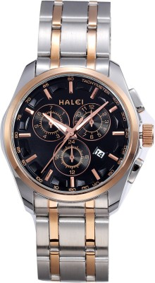 Halei HLBLK216531 Florence Analog Watch  - For Men