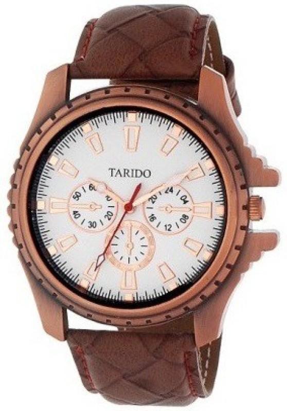 Tarido TD1138KL02 New Era Analog Watch For Men
