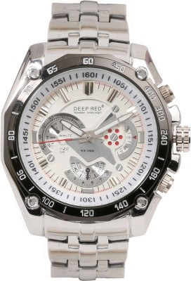 DeepRed DRSLR3242 Decker Analog Watch  - For Men