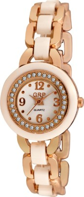 Swisstyle DZ-LR0702 Grp jewel Analog Watch  - For Women